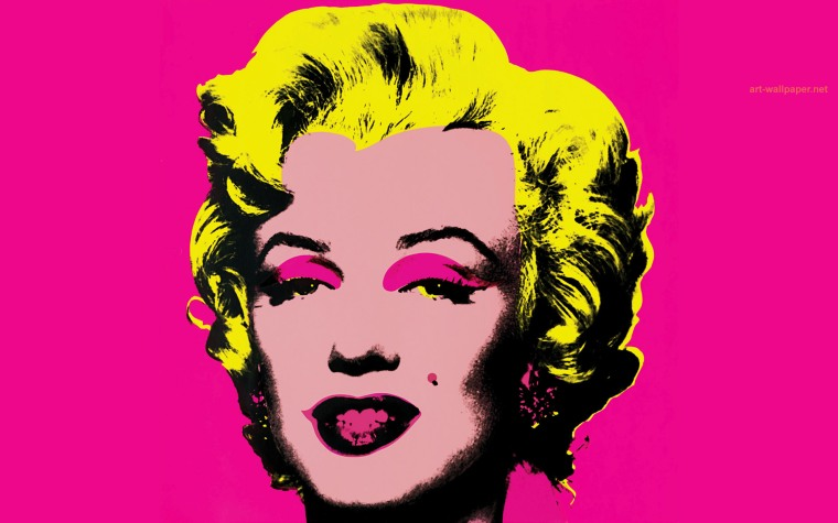 Drawn_wallpapers___Paintings_The_painting_of_Andy_Warhol_blonde_woman_068552_